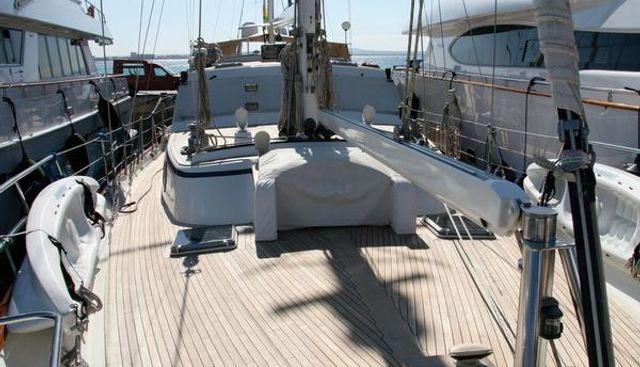 Victoria Estefania Charter Yacht - 3