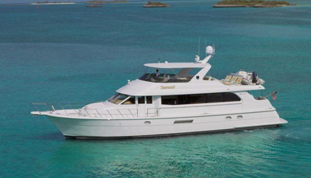 Bayou A Bud Charter Yacht
