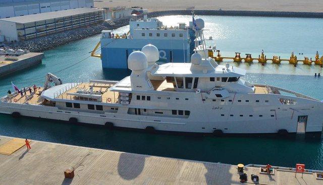 Um Alhoul Charter Yacht