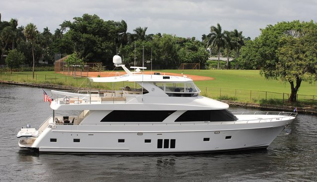 Uncorked Charter Yacht