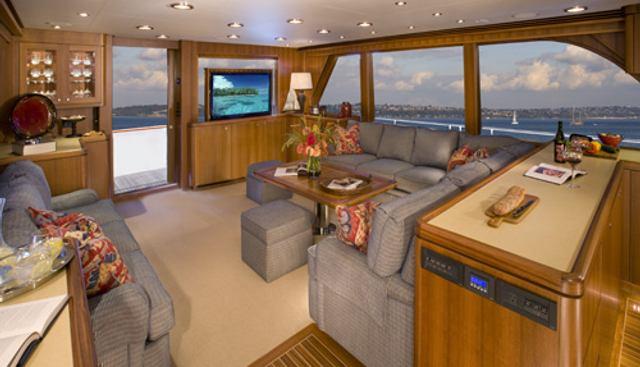 Shanakee III Charter Yacht - 4