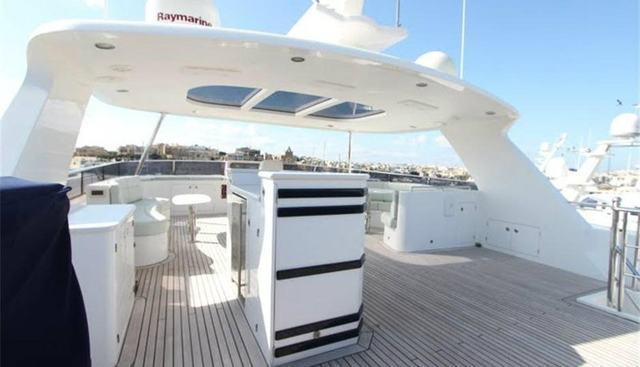 Zarina Charter Yacht - 3