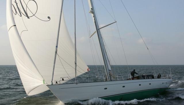 Atao Charter Yacht