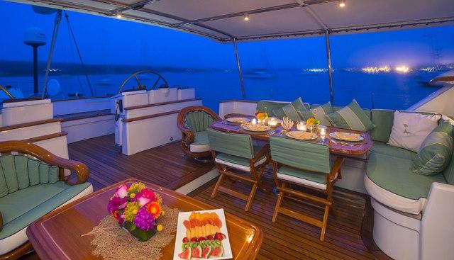Whisper Charter Yacht - 5