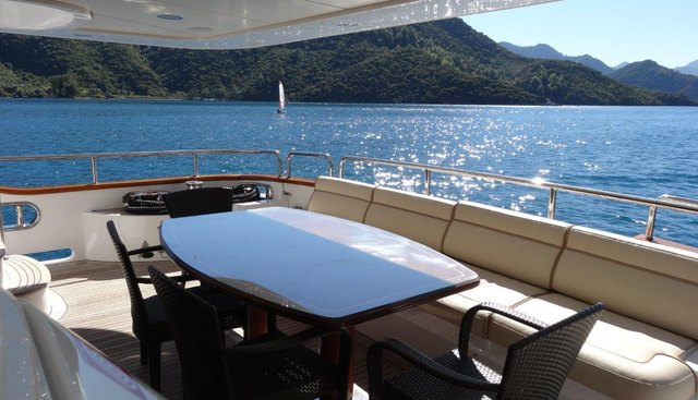 Rebecca V Charter Yacht - 6