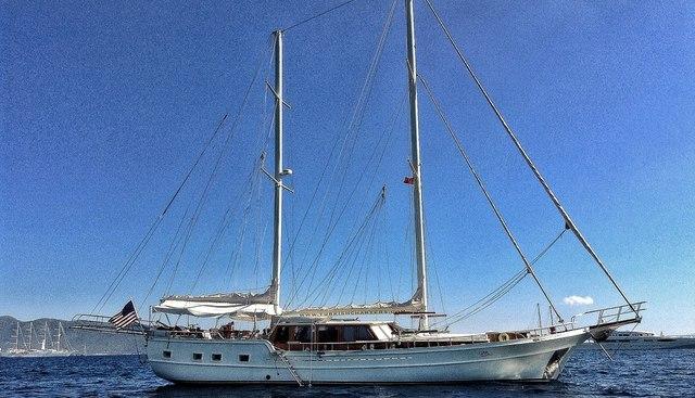 Lady Elizabeth Charter Yacht