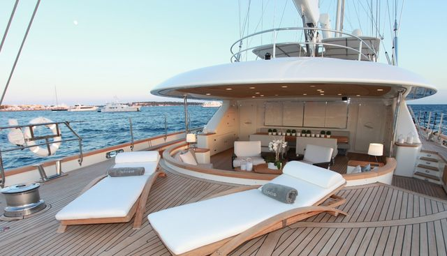 Silencio Charter Yacht - 5