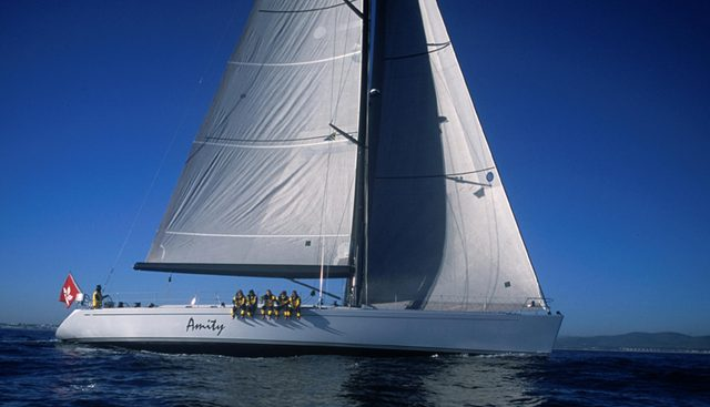 Amity Charter Yacht - 2