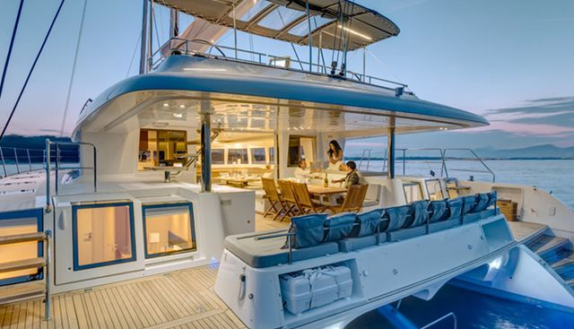 Tiger Lily Charter Yacht - 3