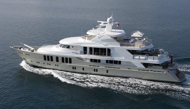 Orient Star Charter Yacht