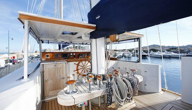 Mephisto Charter Yacht - 2