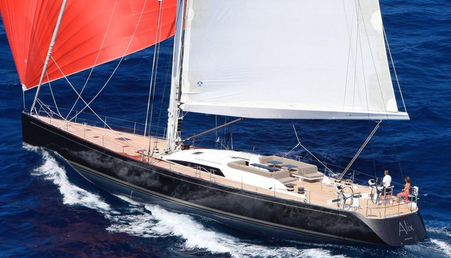 YCH2 Charter Yacht