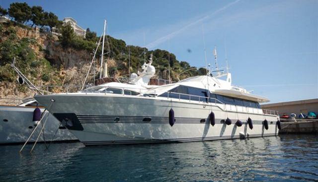 Blue Dolphin Charter Yacht