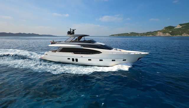 Black Gold Charter Yacht