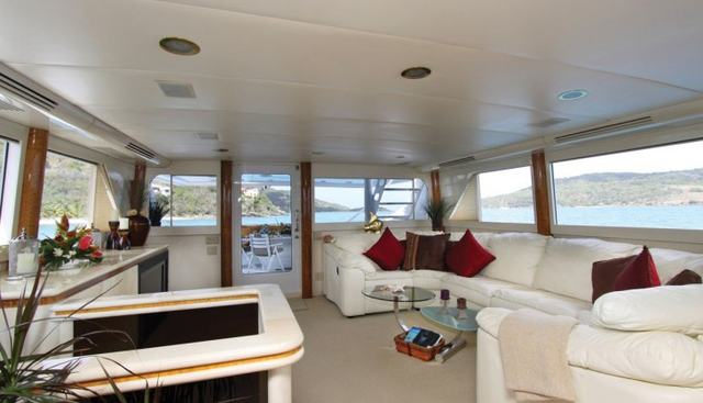 Harlina Charter Yacht - 6
