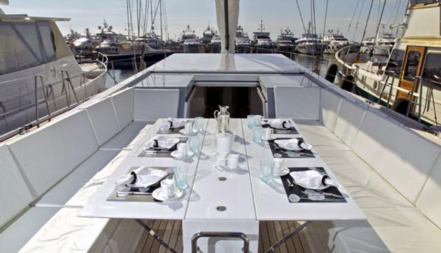 Polytropon II Charter Yacht - 3
