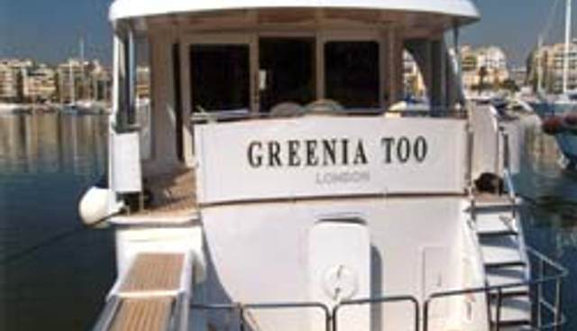 Greenia Too Charter Yacht - 2