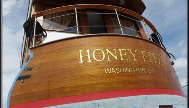 Honey Fitz Charter Yacht - 5