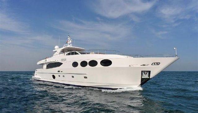 Namara Charter Yacht