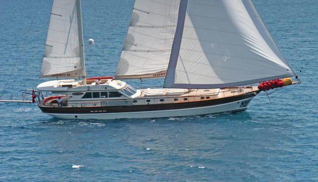 Serenity 86 Charter Yacht - 2