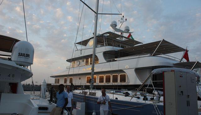 Al Amran Charter Yacht