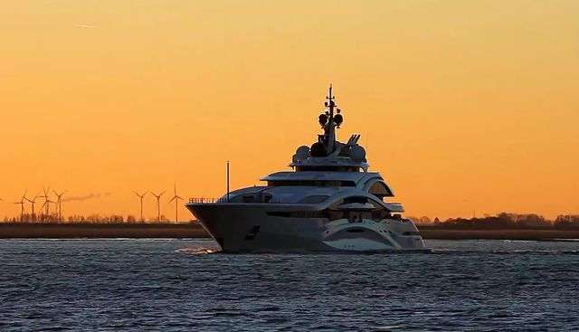 Al Lusail Charter Yacht - 4