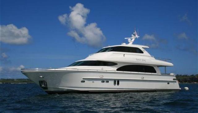 Anaya Charter Yacht