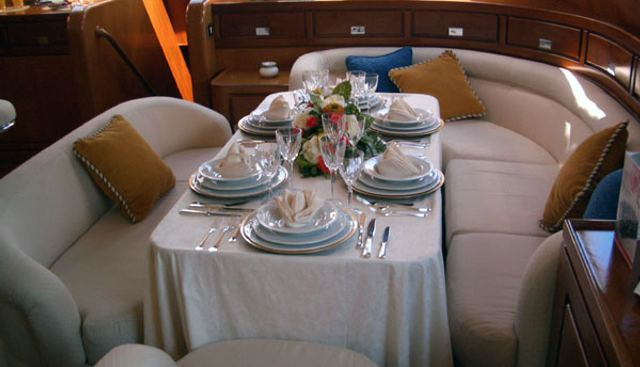Christianne B Charter Yacht - 7