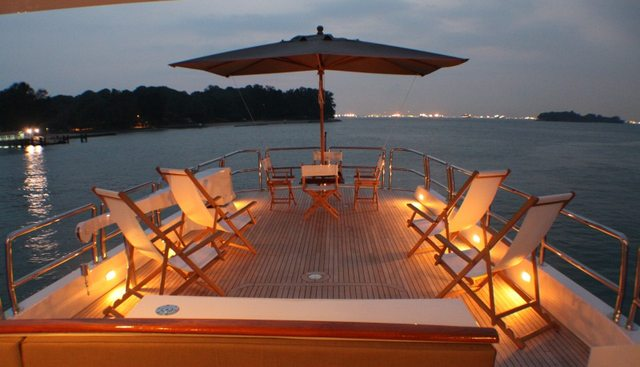 Nymphaea Charter Yacht - 4
