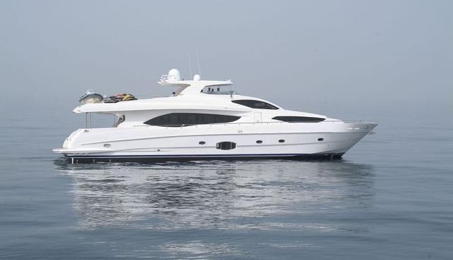 Doaan Charter Yacht