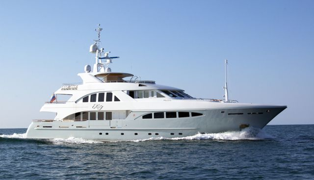 Kitty Charter Yacht