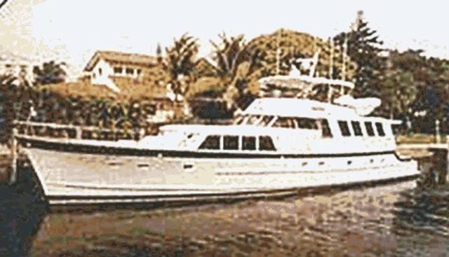 Splendor III Charter Yacht