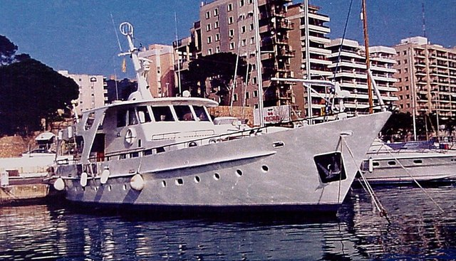 Greek Tycoon V Charter Yacht