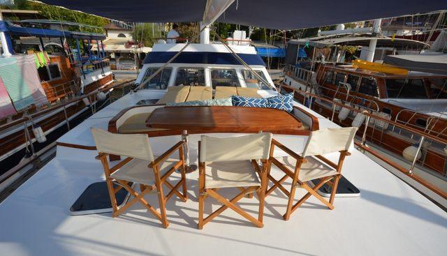 Eloa Charter Yacht - 2