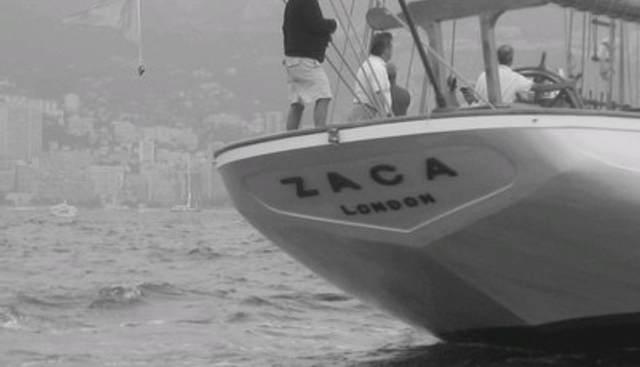 Zaca Charter Yacht - 5