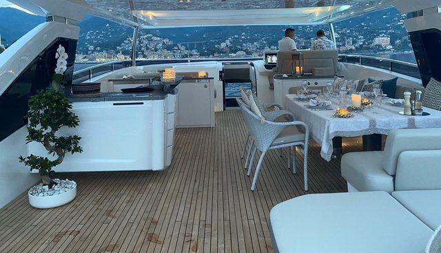 Princess M Charter Yacht - 2