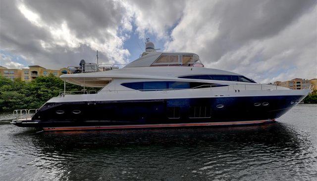 Blueprint Charter Yacht - 2