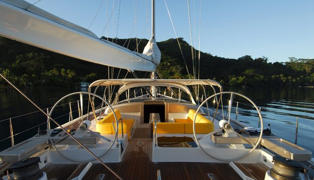 Whimsy Charter Yacht - 5