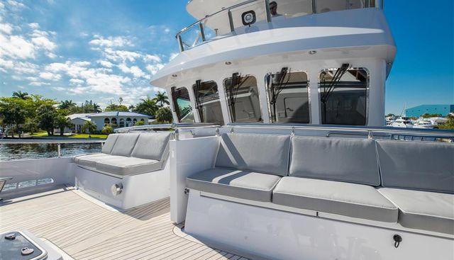 Coy Koi Charter Yacht - 2