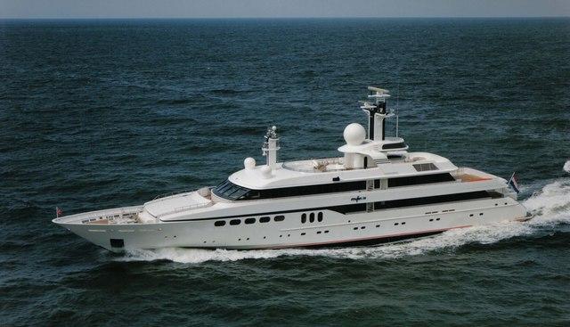 Mylin IV Charter Yacht