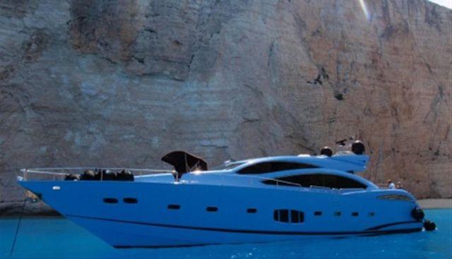 Code Charter Yacht - 5