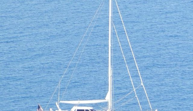 Snow Goose Charter Yacht