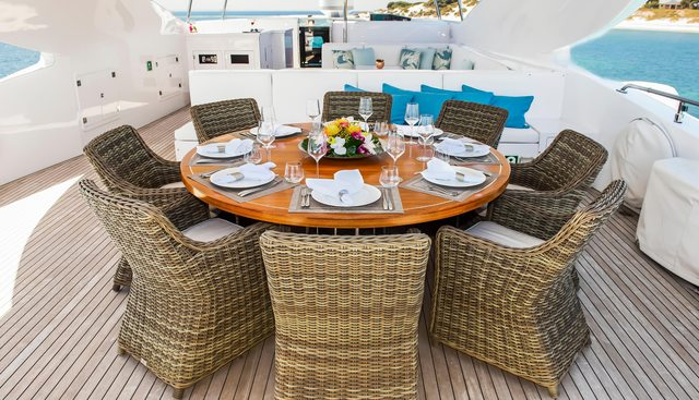 Infinity Pacific Charter Yacht - 3