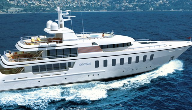 Megan Charter Yacht