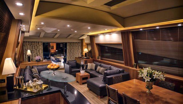 Casino Royale Charter Yacht - 3
