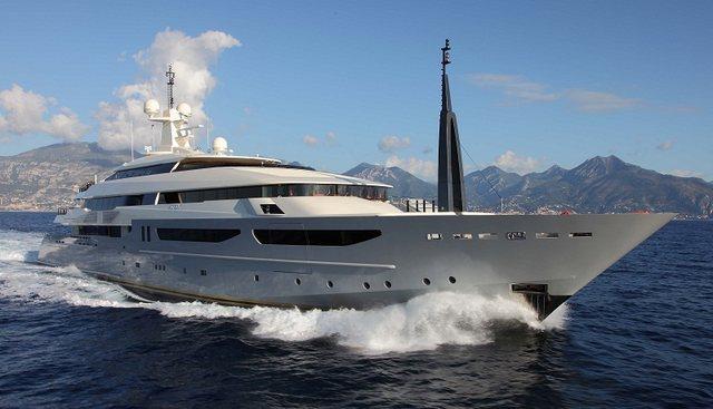 Azteca Charter Yacht