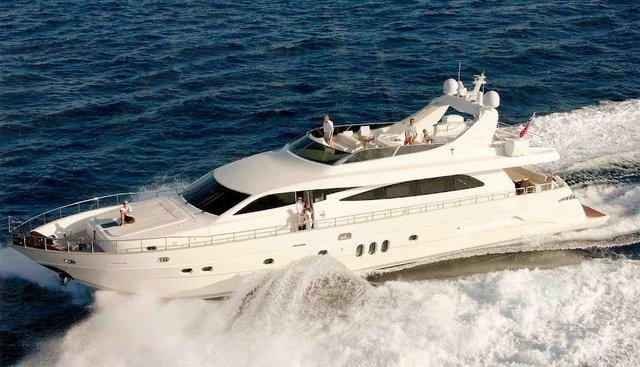 Larmera Charter Yacht