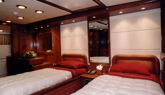 White Knight Charter Yacht - 8