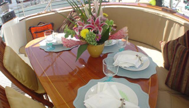 Quixote Charter Yacht - 3