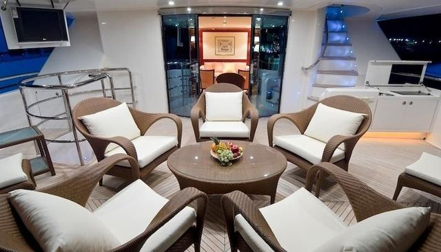 Claudius Charter Yacht - 4